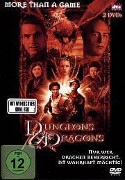 Dungeons & Dragons DVD Bild