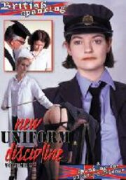 British Spanking - New Uniform Discipline DVD Bild