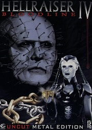 Hellraiser IV - Bloodline (2 DVDs) DVD Bild