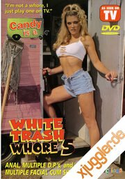 White Trash Whore 5 DVD Bild