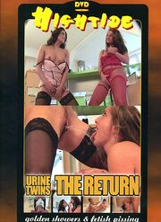 Urine Twins The Return - Golden showers and fetish pissing DVD Bild