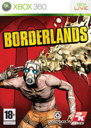 Borderlands UK  XBox 360 Bild