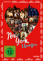 New York, I Love You DVD Bild