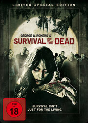 Survival of the Dead (Limited Special Edition, Steelbook) DVD Bild