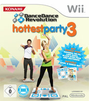 DanceDanceRevolution: Hottest Party 3 inkl. Tanzmatte Nintendo WII Bild