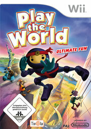 Play The World Nintendo WII Bild
