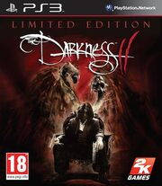 The Darkness 2 - Limited Edition - UK PS3 Bild
