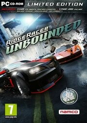 Ridge Racer Unbounded: Limited Edition - UK PC Bild