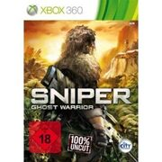 Sniper Ghost Warrior XBox 360 Bild