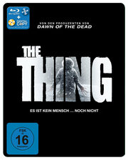 The Thing (Steelbook, inkl. Digital Copy) Blu-ray Bild