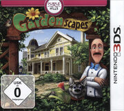 Gardenscapes Nintendo 3DS Bild