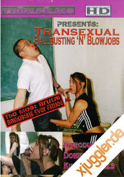 Transsexual Ballbusting And Blow Job DVD Bild