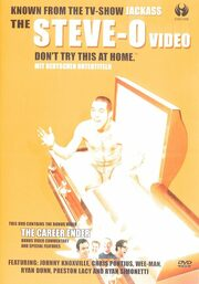 Jackass - The Steve-O-Video DVD Bild