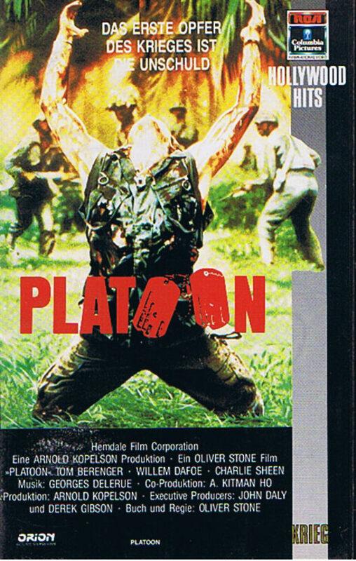 Platoon Darsteller