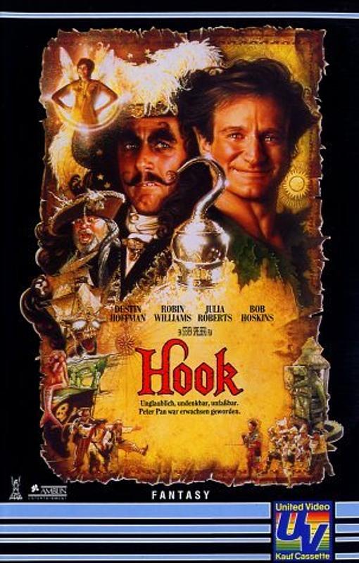 Hook VHS-Video Bild