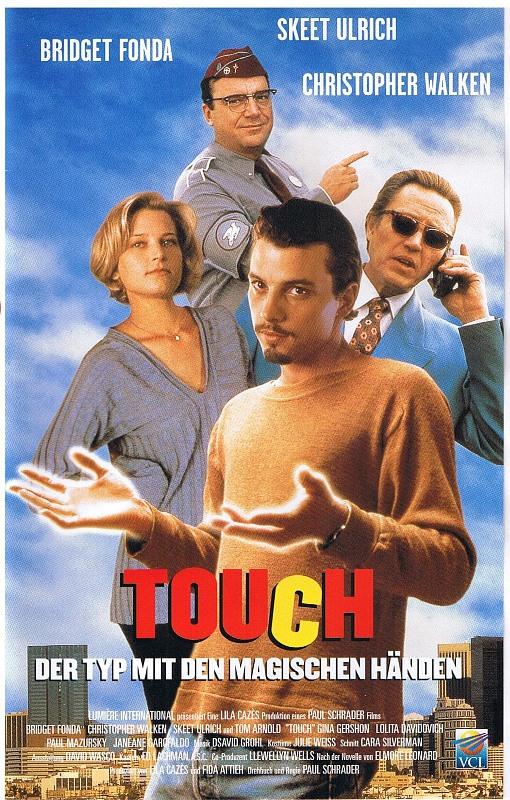 Touch - Der Typ mit den magischen Händen VHS-Video Bild