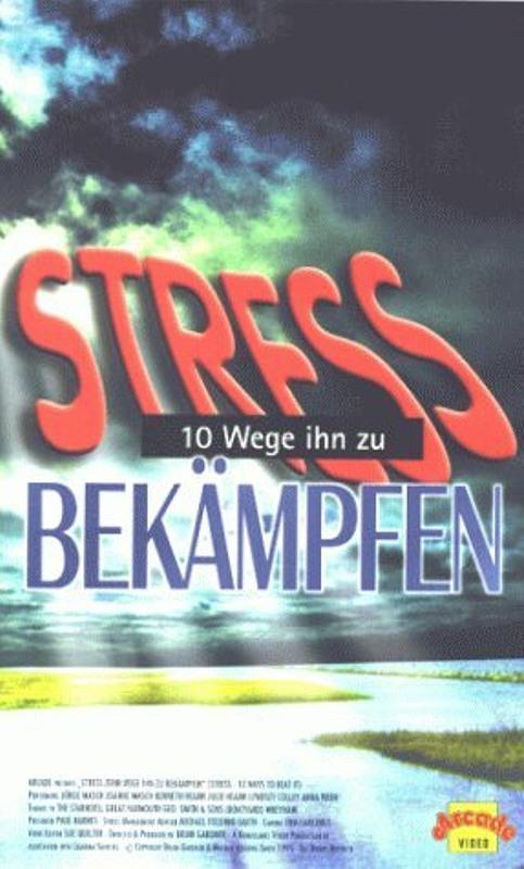 Streß - 10 Wege, ihn zu bekämpfen VHS-Video Bild
