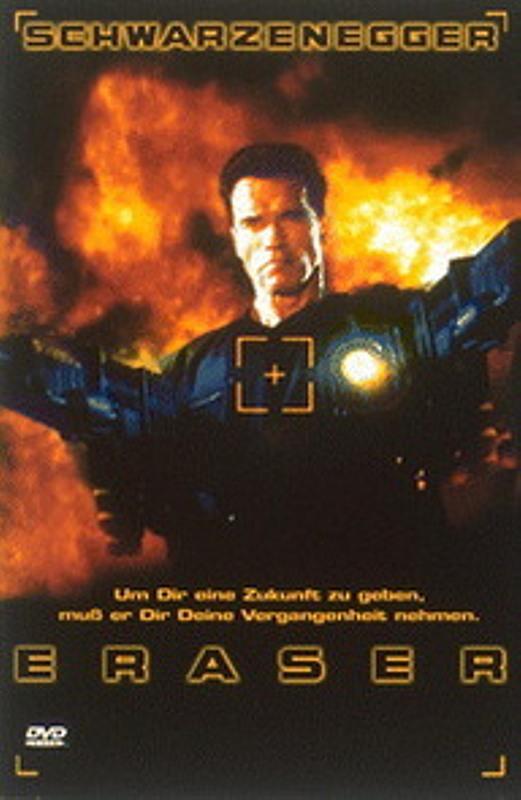 Eraser DVD Bild