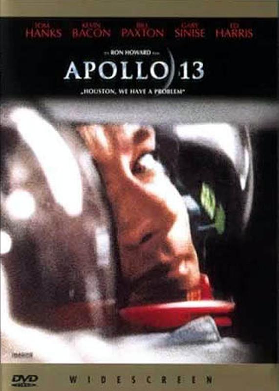 Apollo 13 DVD Bild