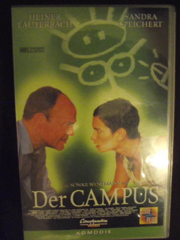 Der Campus VHS-Video Bild