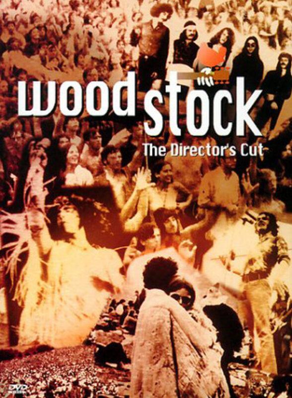 Woodstock  [DC] DVD Bild