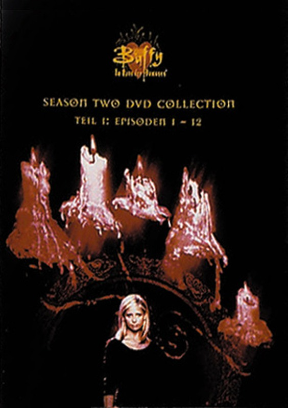 Buffy - Season 2/Box Set 1 (Ep.1-12)  [3 DVDs] DVD Bild
