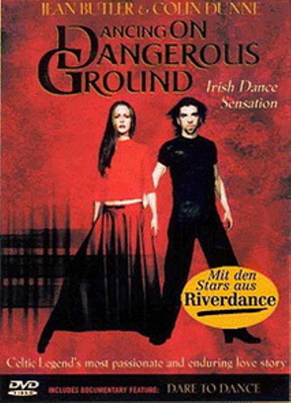 Dancing on Dangerous Ground DVD Bild