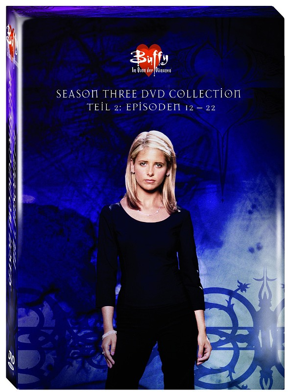 Buffy - Season 3/Box Set 2 (Ep.12-22)  [3 DVDs] DVD Bild