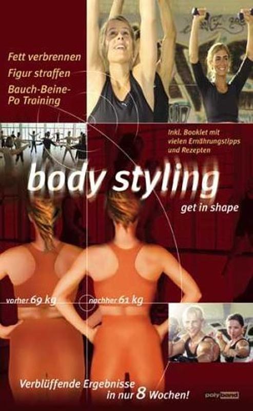 Body Styling 3 VHS-Video Bild