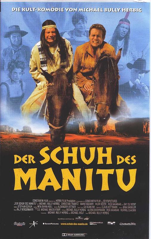 Der Schuh des Manitu VHS-Video Bild