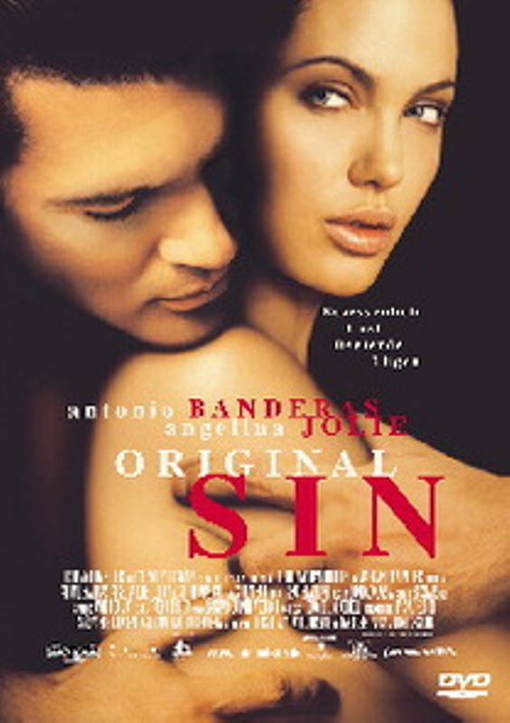 Original Sin DVD Bild
