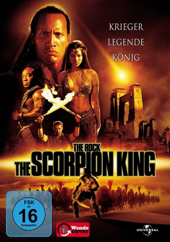 The Scorpion King DVD Bild