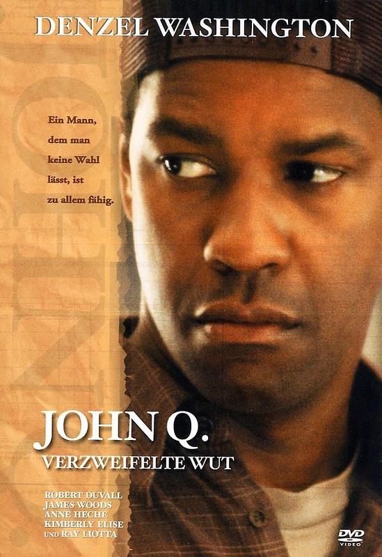 John Q. - Verzweifelte Wut DVD Bild