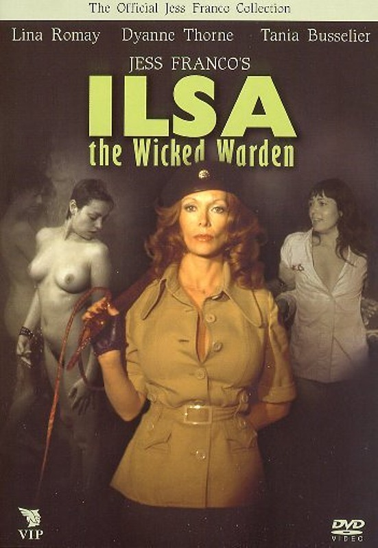 Ilsa - The Wicked Warden DVD Bild