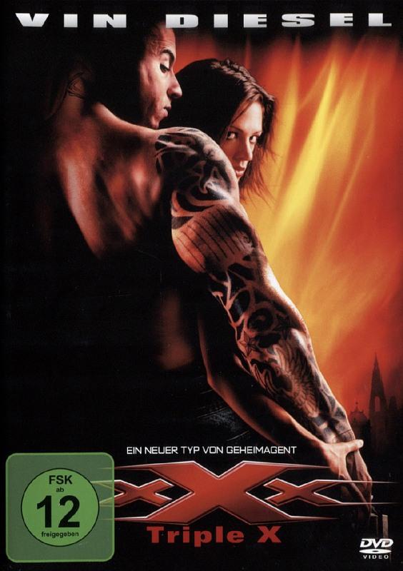 xXx - Triple X DVD Bild