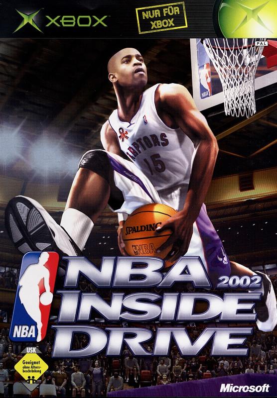 NBA Inside Drive 2002 XBox Bild