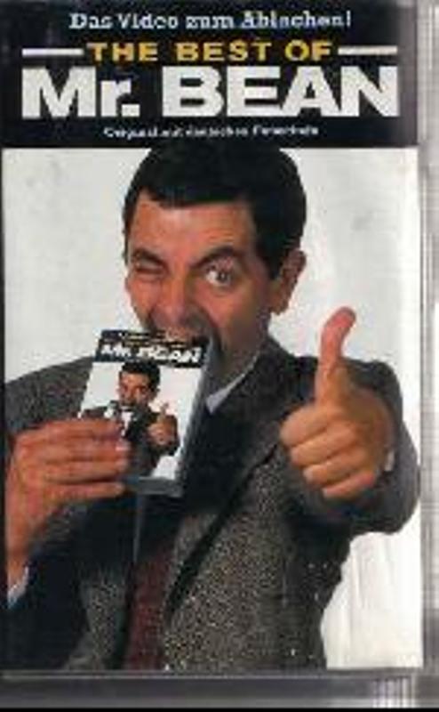 Mr. Bean - The best of VHS-Video Bild