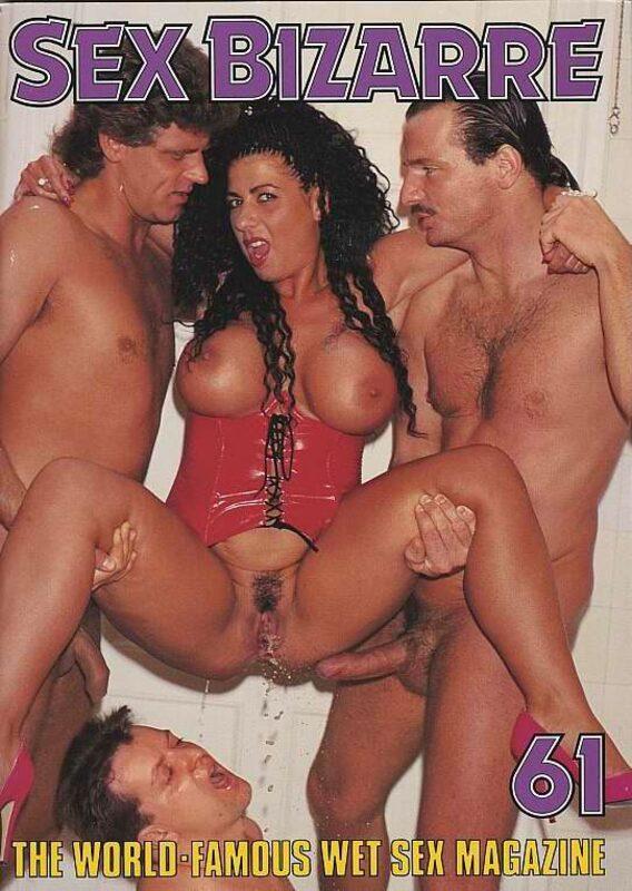 Sex Bizarre 61 Magazin Bild