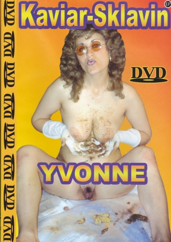 Kaviar Sklavin Yvonne DVD Bild