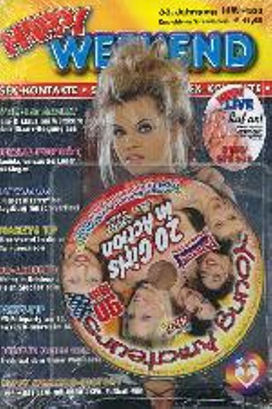 Happy Weekend No.806 mit DVD DVD-Magazin Bild
