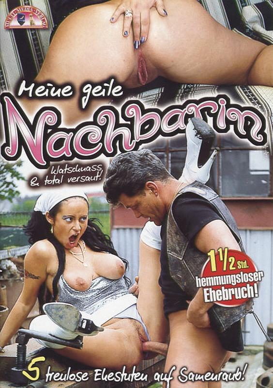 Behaarte schwarze geile DVD