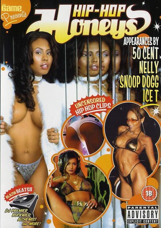 Hip-Hop Honeys Vol. 1 DVD Bild