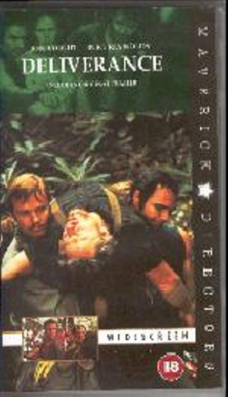 Deliverance VHS-Video Bild