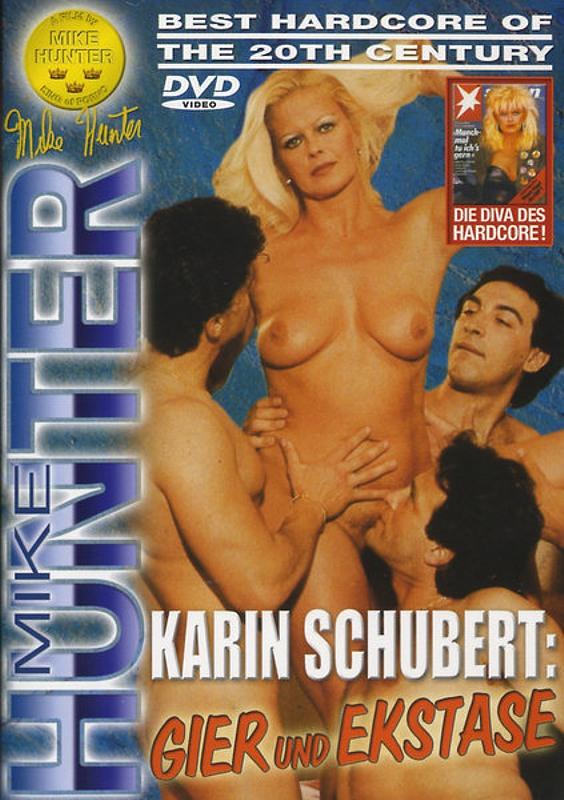 Karin Schubert Gier Und Ekstase Dvd Bild