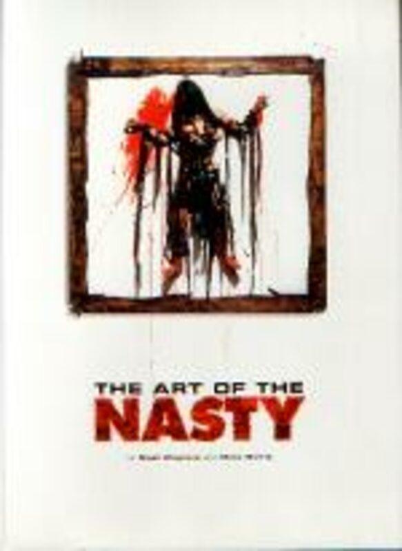 The Art of the Nasty DVD-Magazin Bild