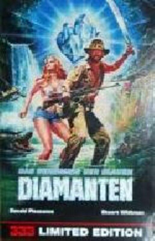 Das Geheimnis der blauen Diamanten - Limited Edition DVD Bild