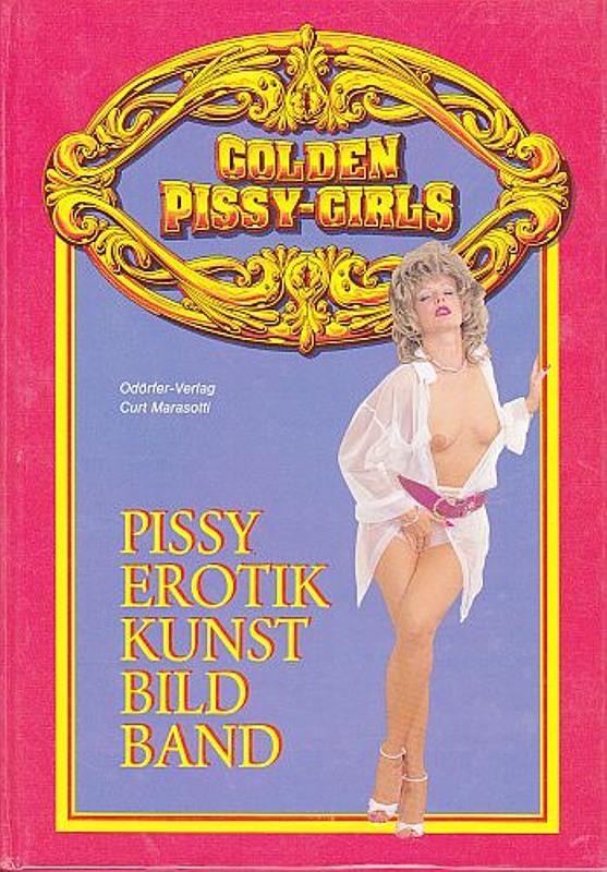 Golden Pissy Girls Buch Bild