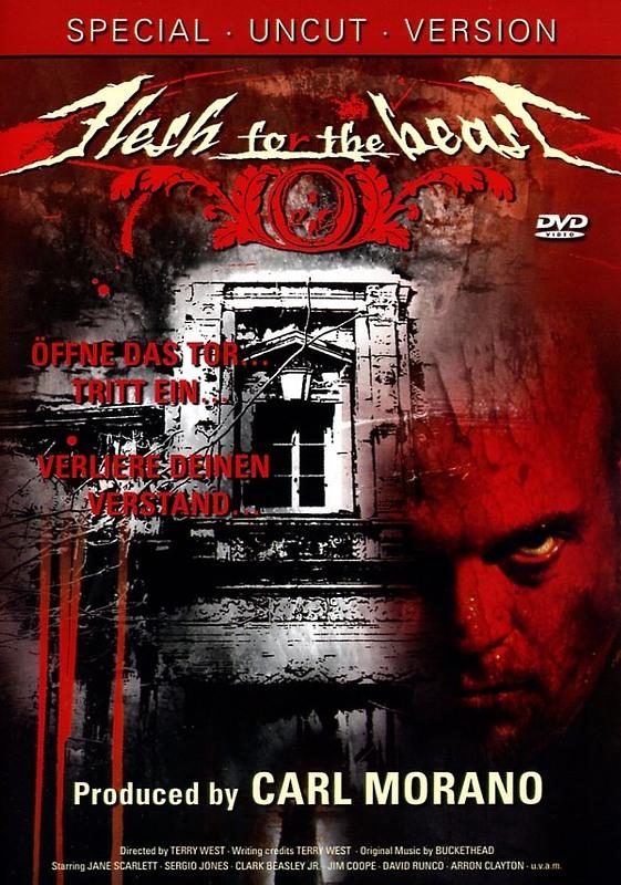 Flesh for the Beast - Uncut  [SE] DVD Bild