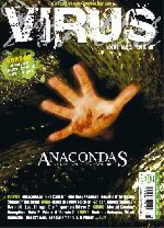 VIRUS - Das Horror- & Fantasy-Magazin 1-05 DVD-Magazin Bild