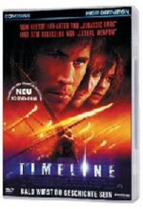 Timeline HD-DVD Bild